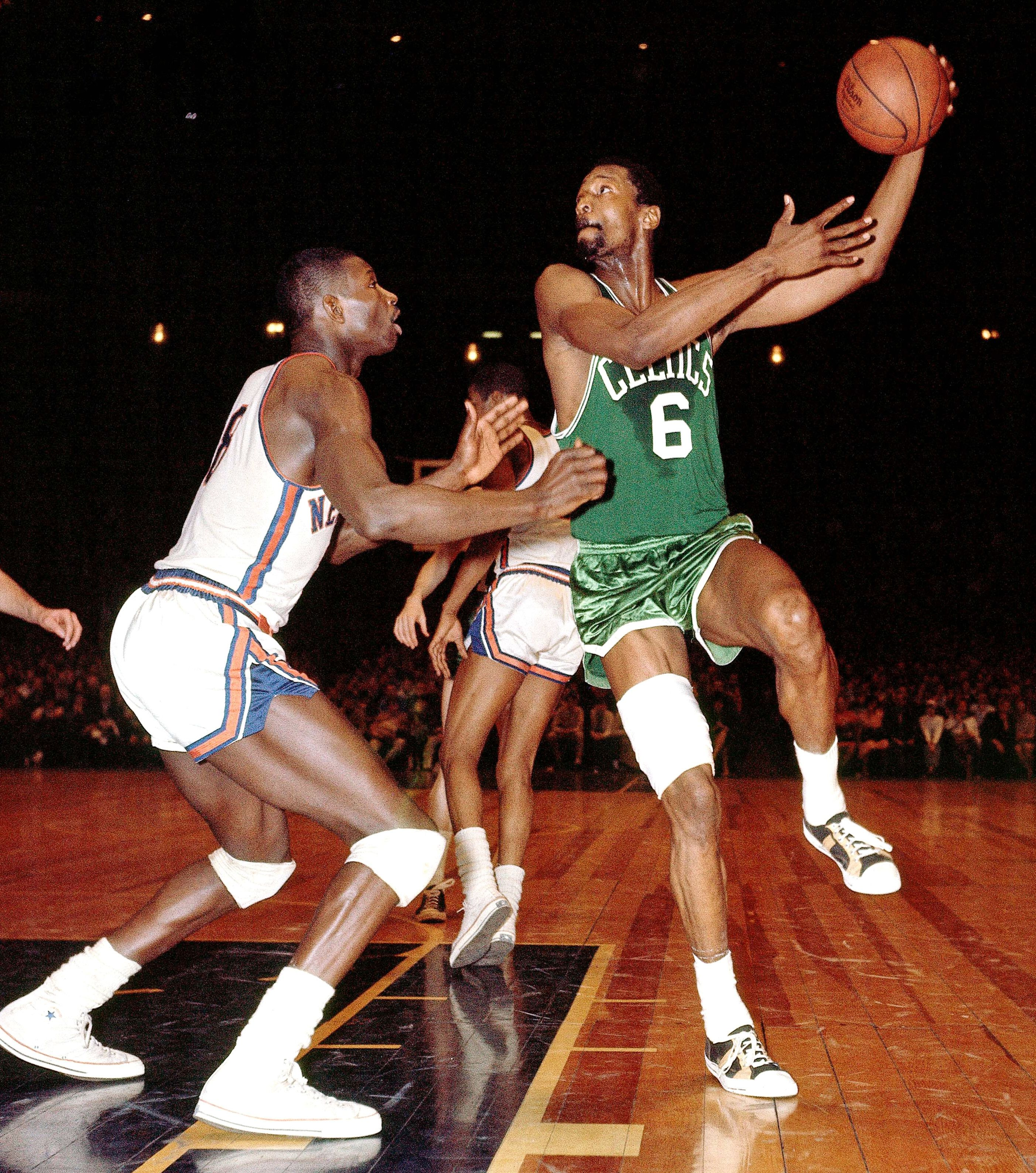 7 Bill Russell s 10 greatest NBA players ever ESPN