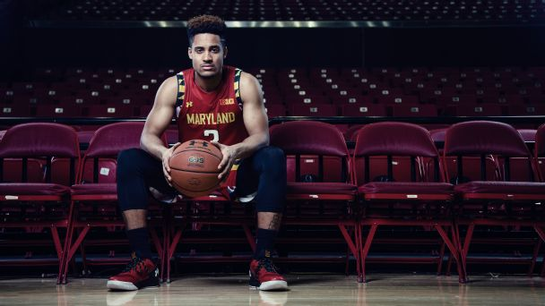 Melo Trimble can carry the Terps -- if he can find his voice first