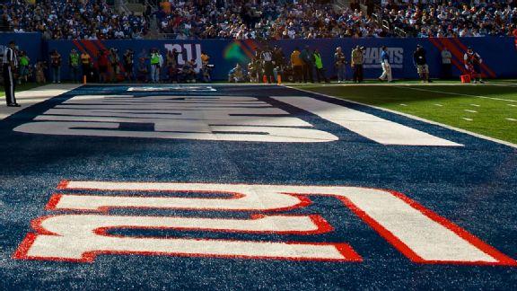 LIMITED New York Giants Mark Herzlich Jerseys