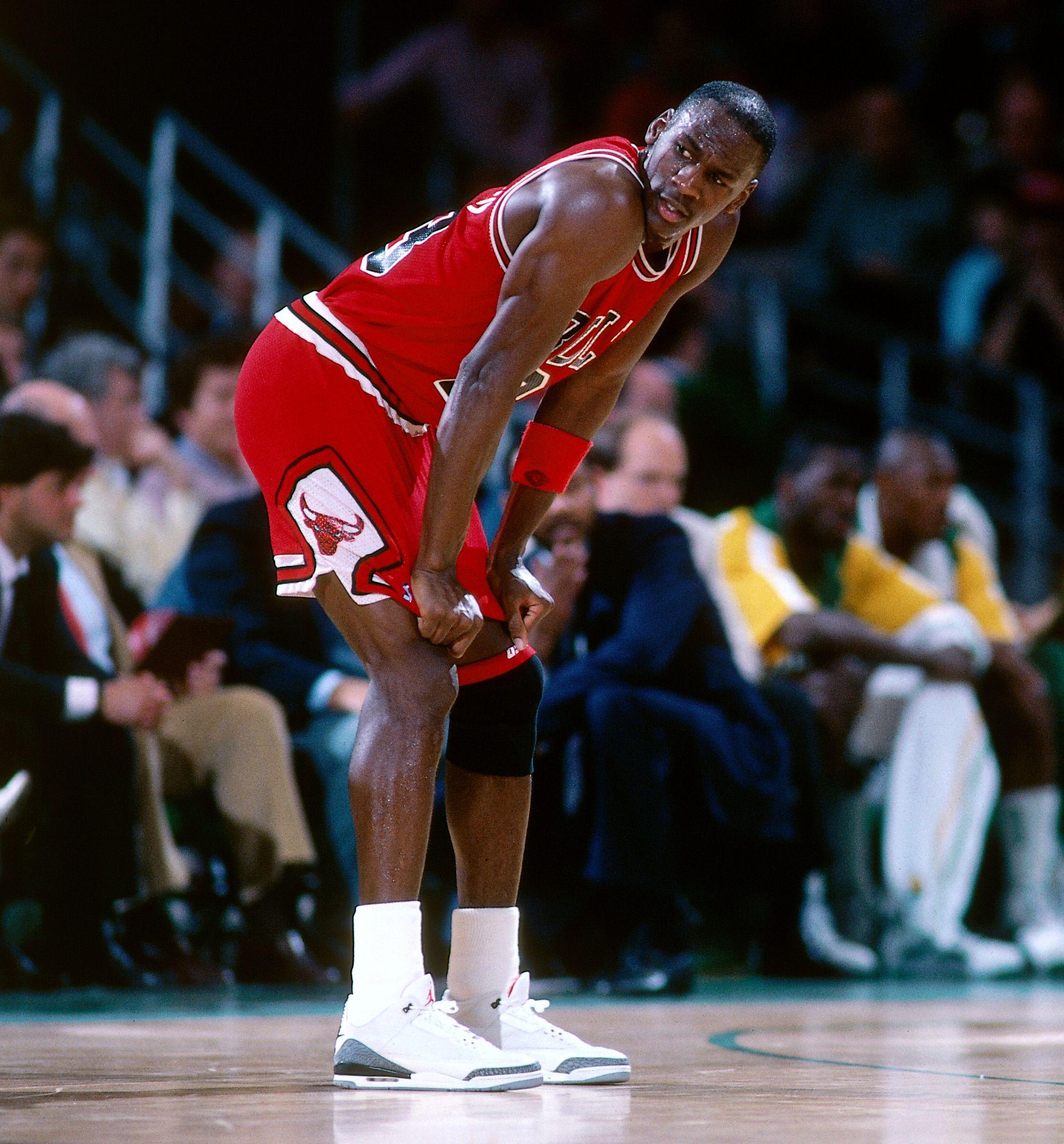 on sale ad0d3 43582 Air Jordan III - Photos: Jordan and his Jordans - ESPN