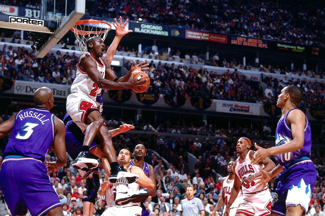Air Jordan XII - Photos  Jordan and his Jordans - ESPN d3f1ed094
