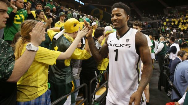 Bracketology: Oregon the safest choice in the Pac-12