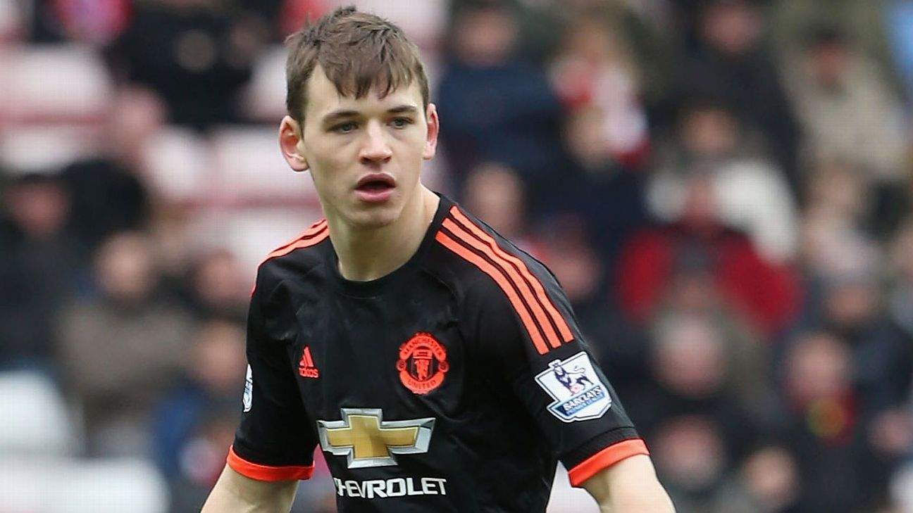 Donald Love Limps Out Of Manchester United Under 21 Game