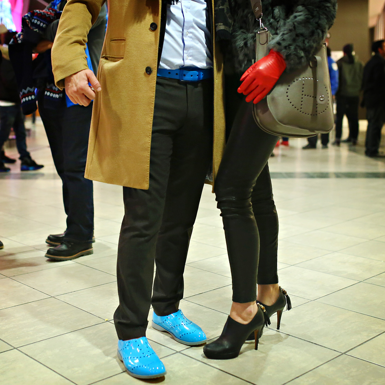 Fashion And Celebrities At Nba All Star Weekend