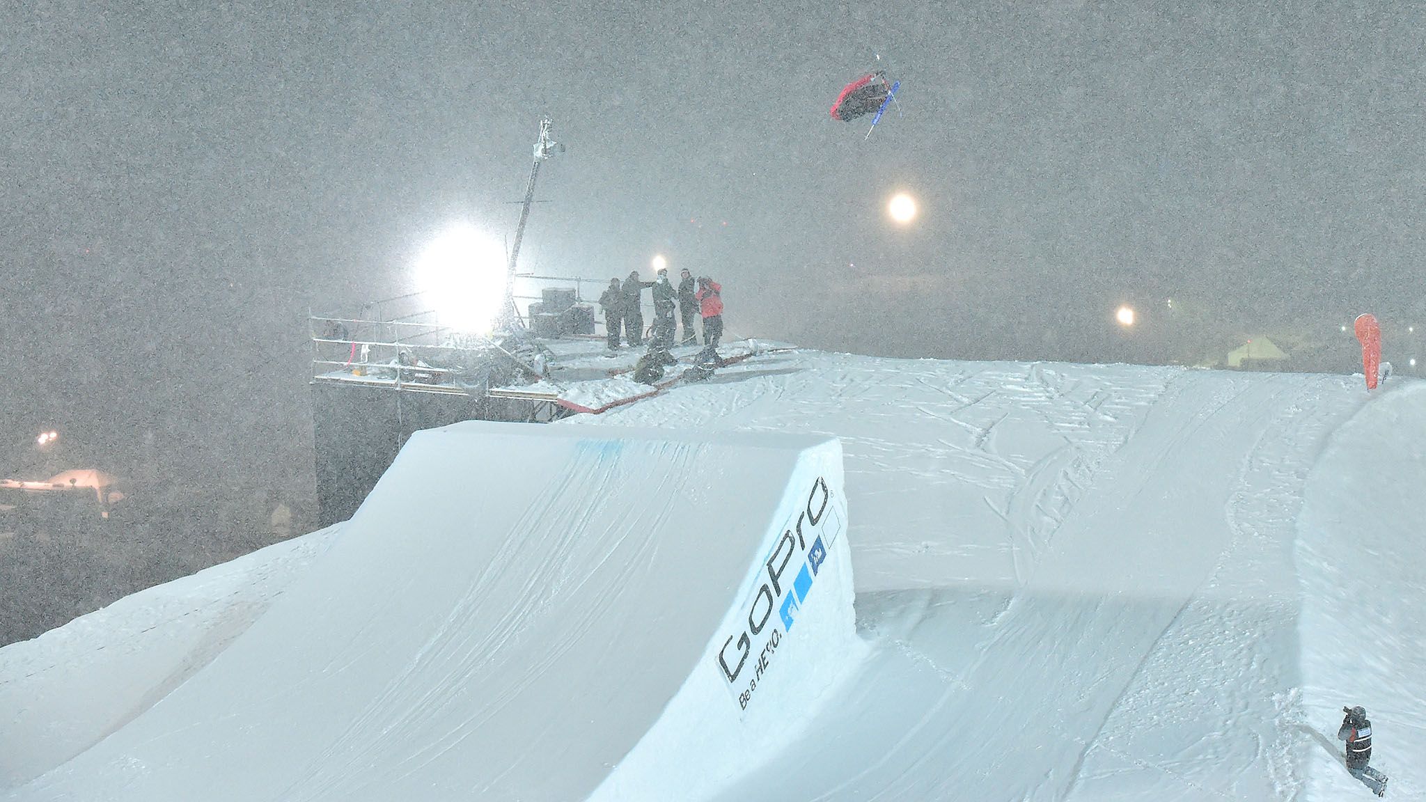 Men's Ski Big Air: Bobby Brown