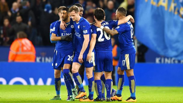 Leicester City title on hold