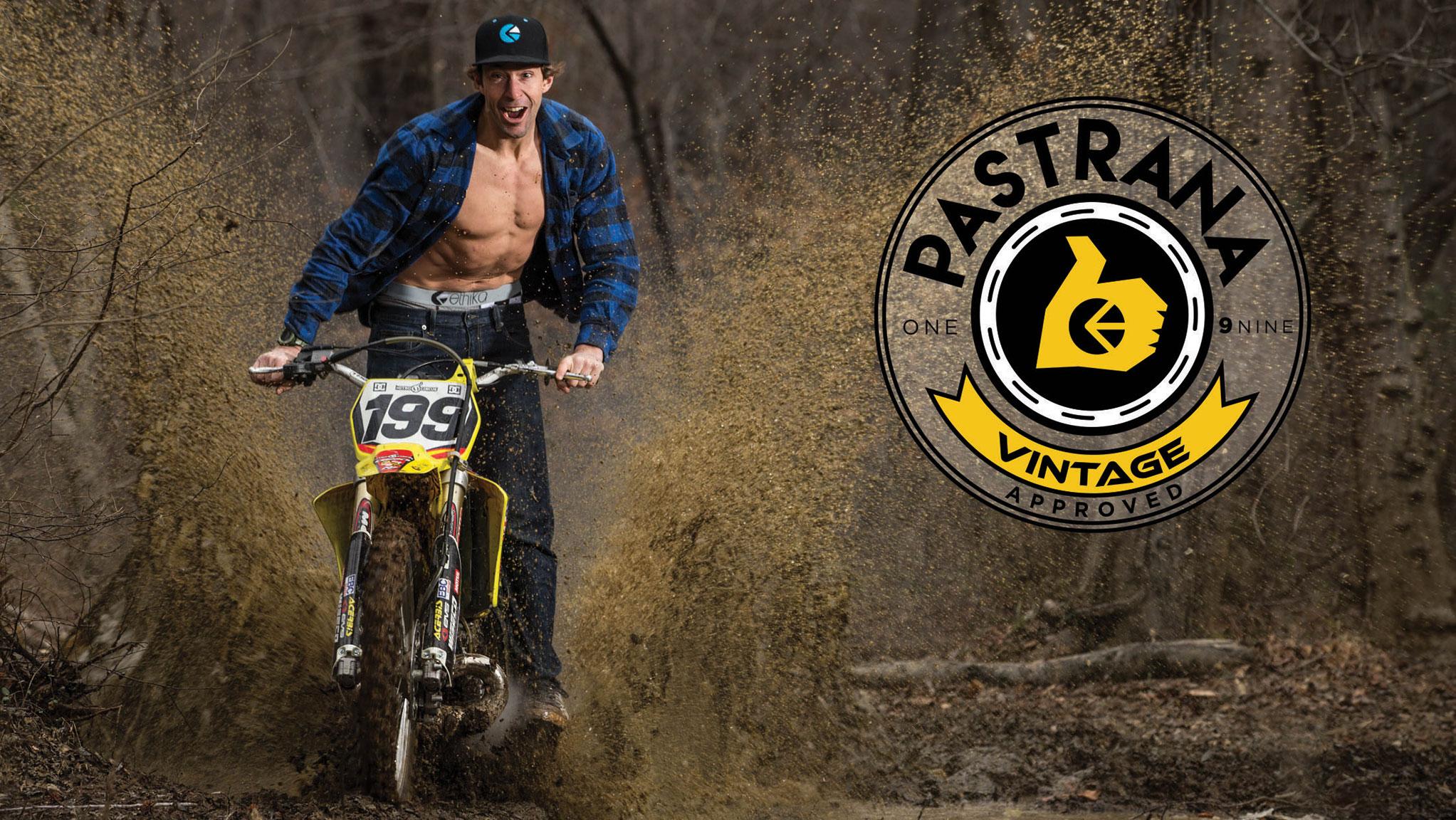 Freestyle motocross travis pastrana