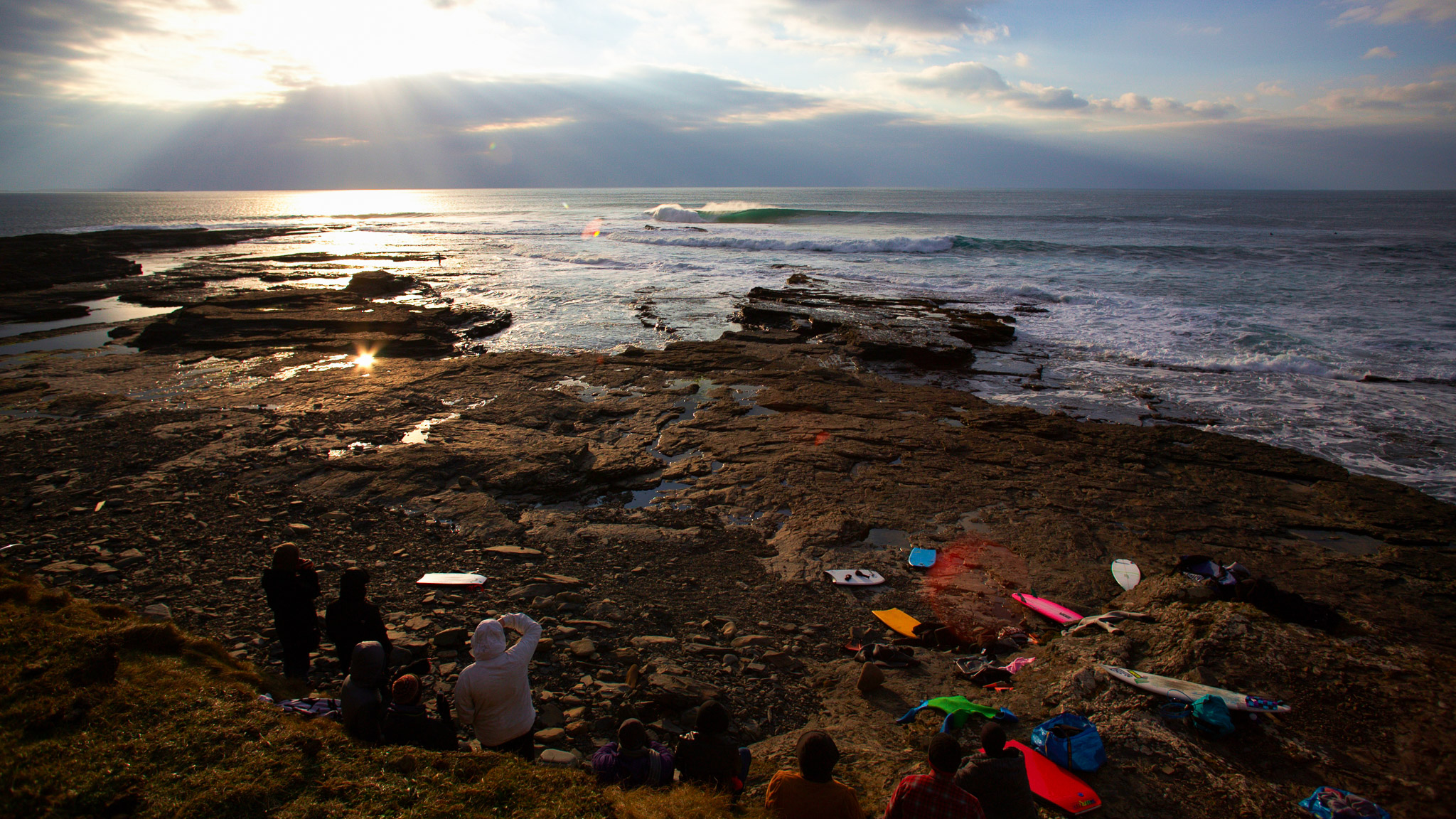 Surfing Bumbaloids
