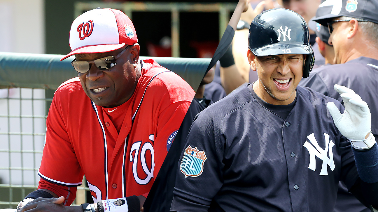 Dusty Baker, Alex Rodriguez