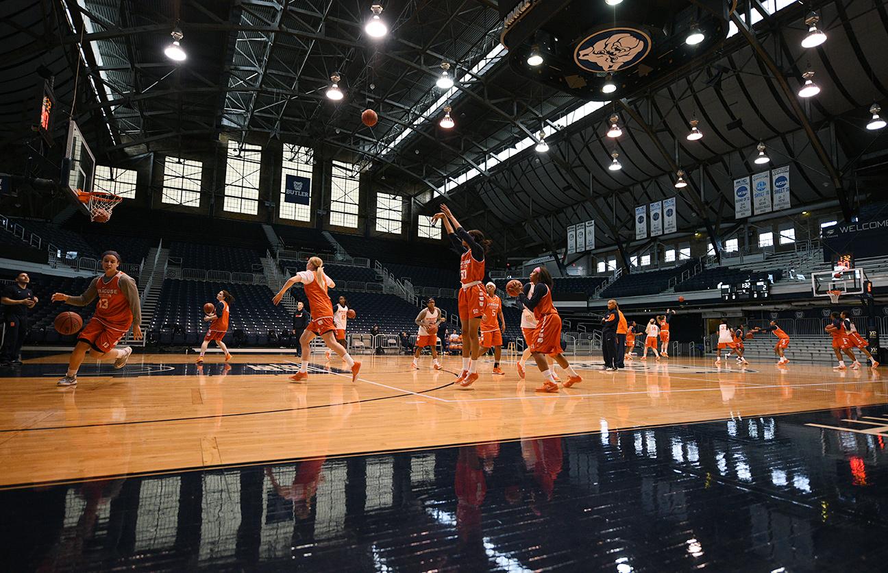 Syracuse University Women S Basketball Team S Historic Journey To