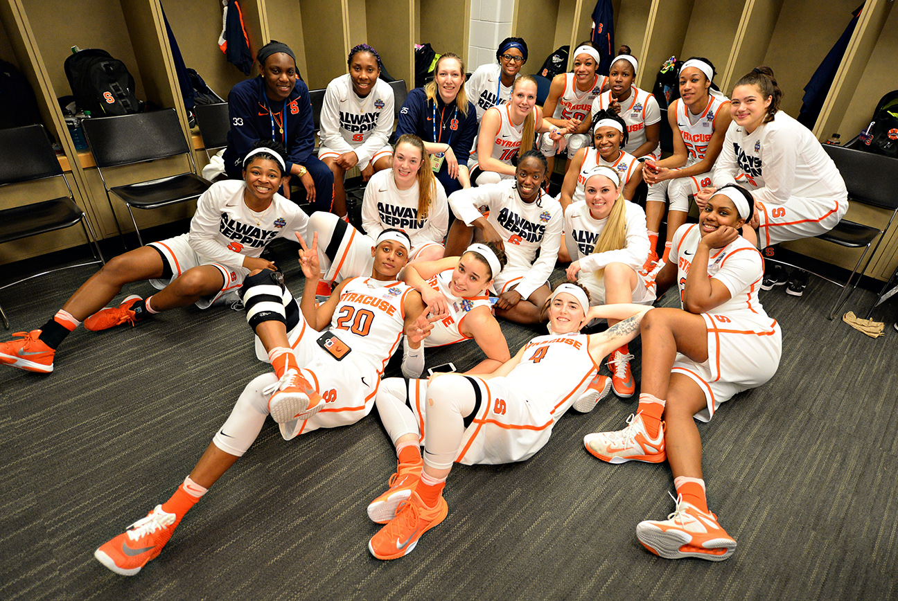 Syracuse University Women S Basketball Team S Historic Journey To