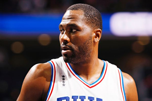 76ers veteran Elton Brand announces retirement
