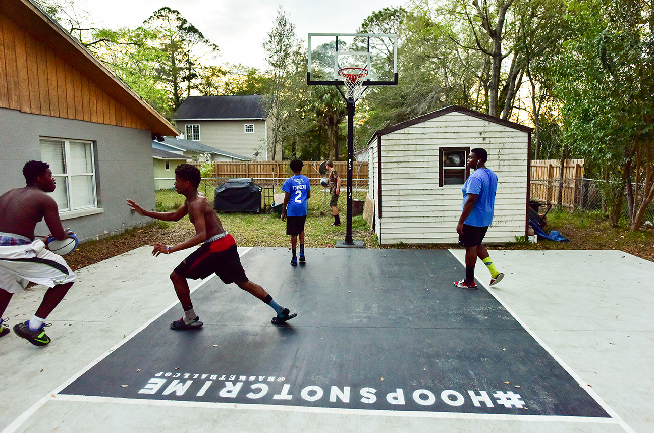 how hoopsnotcrime is spreading a powerful message beyond basketball
