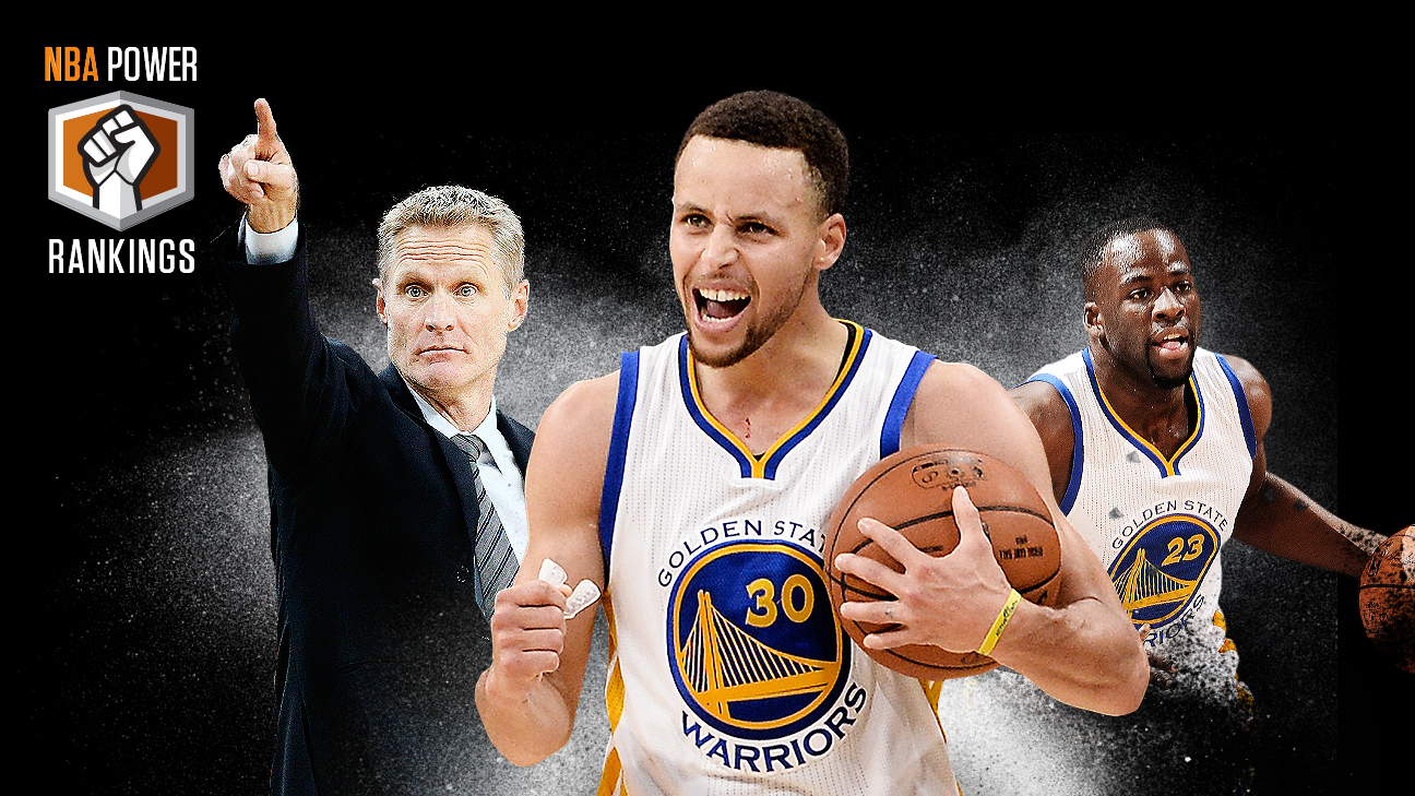NBA Basketball Power Rankings - National Basketball Association - ESPN