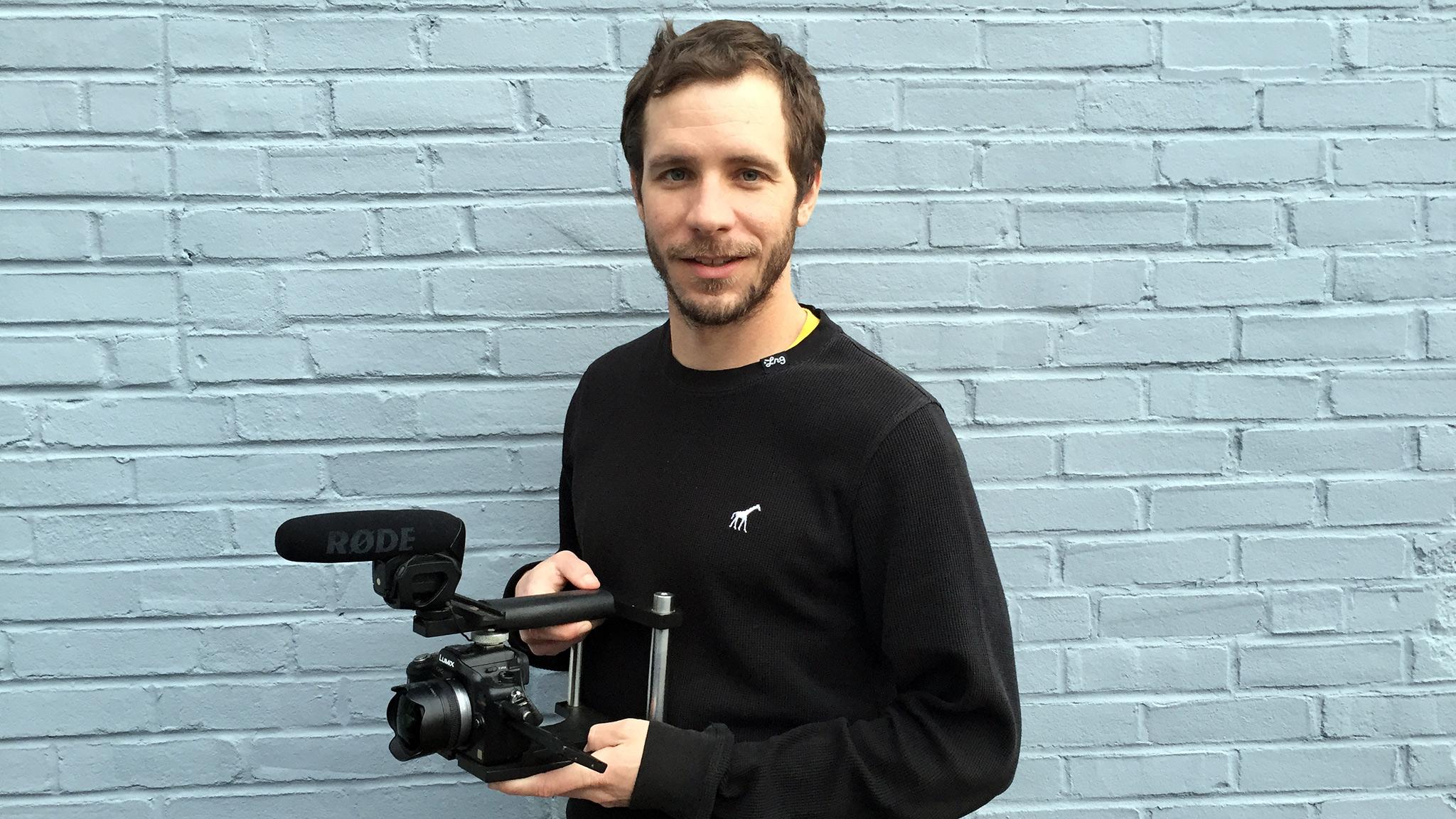 Asta's partner: Ian Berry