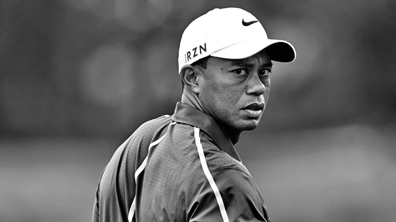 a8c914dfe2fe How Tiger Woods  life unraveled in the years after father Earl Woods  death