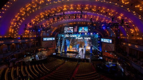 NFL draft: Follow every pick live