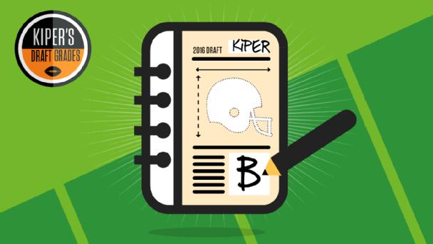 Kiper draft grades