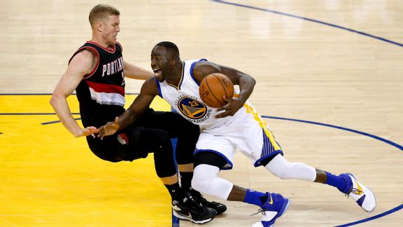 Draymond Green is not a superstar -- or is he?