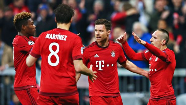 Bayern are still winning, but are doing it differently