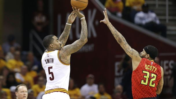Watch live: Love, Cavs lead pivotal Game 3