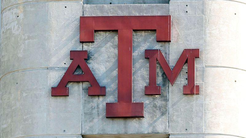 Texas A&M stadium logo