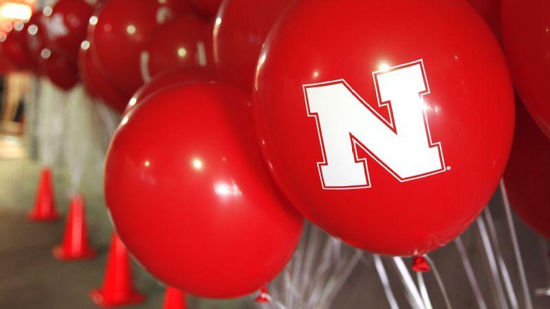 Nebraska red balloons