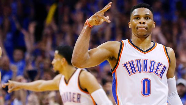 Durant's defection forcing Westbrook to decide OKC future now