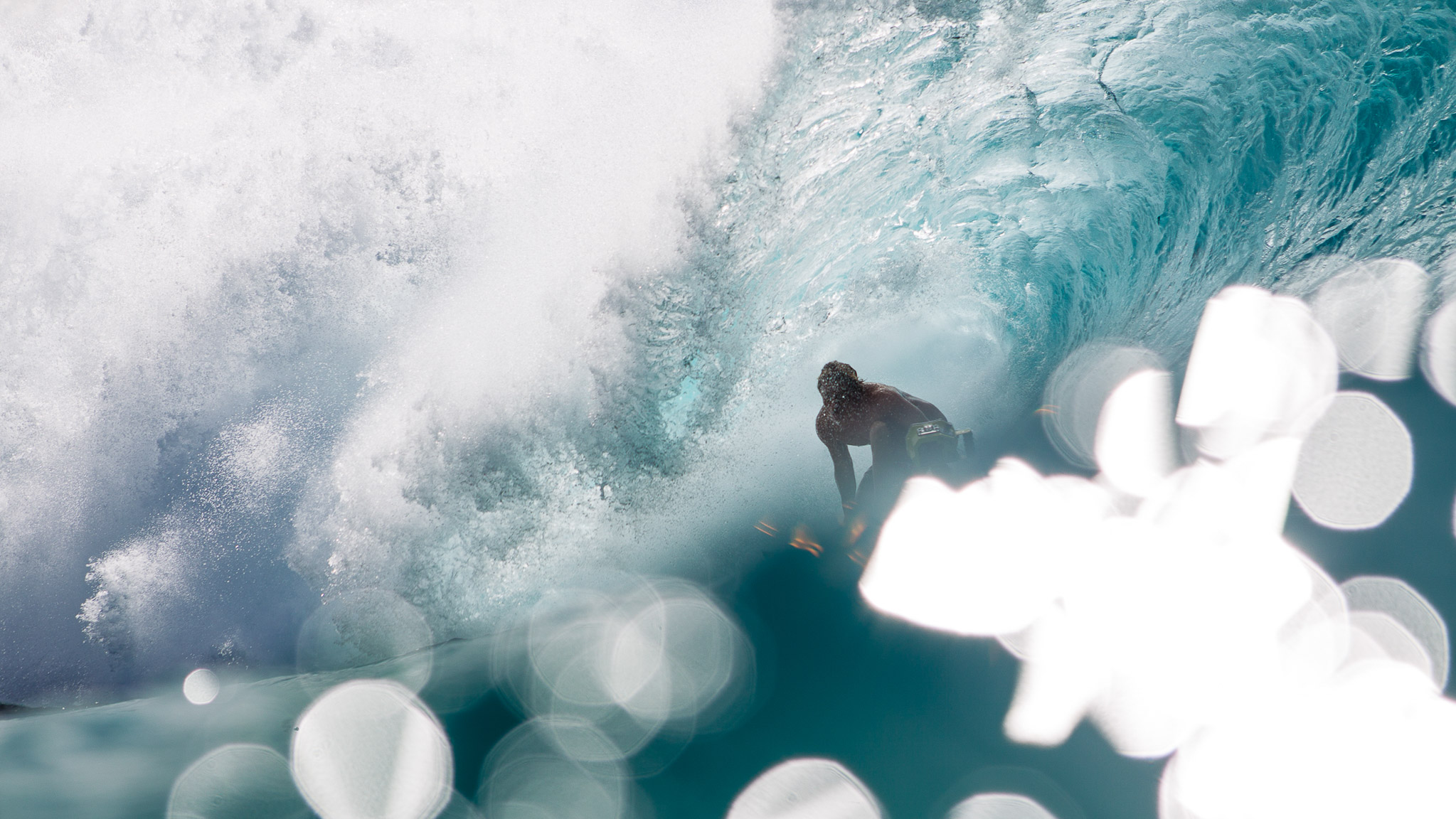 Chris Ward, Pipeline, Hawaii