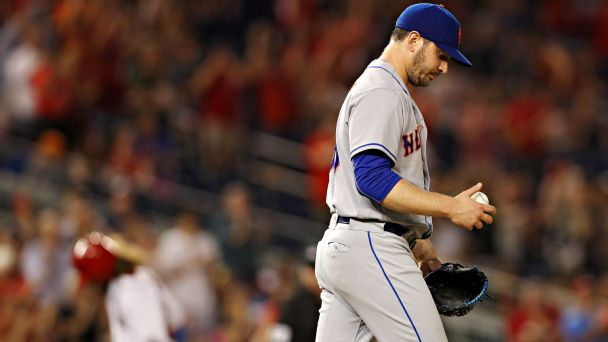 Watch live: Harvey, Mets face White Sox