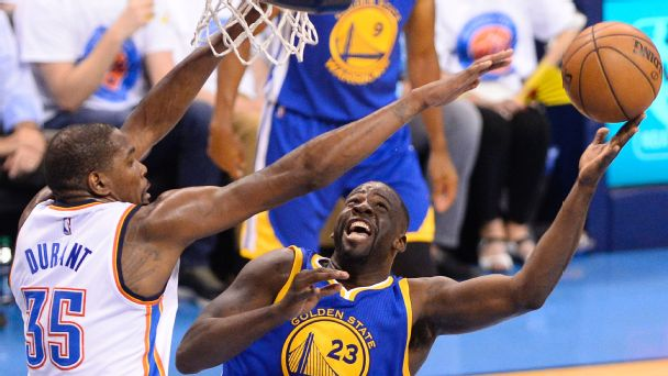 5-on-5: Can Curry, Golden State come back against dominant OKC?