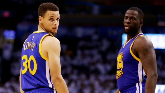 Facing elimination, Warriors not planning on 'going out like this'