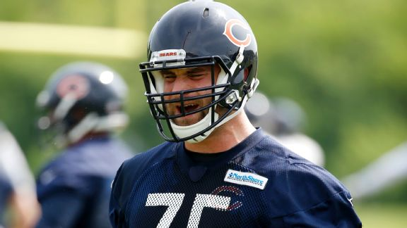 Chicago's Kyle Long