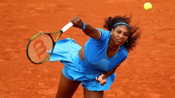 Follow live: Williams sisters advance at French Open