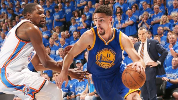 NBA players already looking forward to Warriors-Thunder Game 7