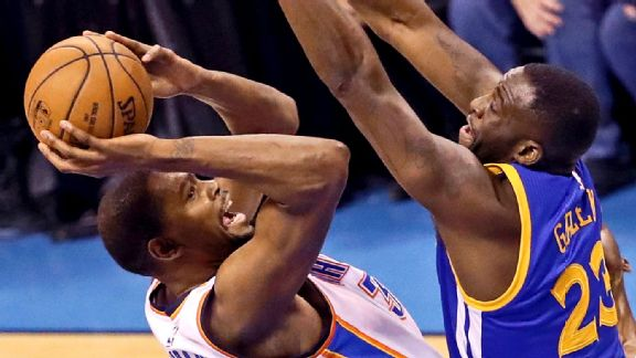 Thunder lose poise down the stretch, drop Game 6
