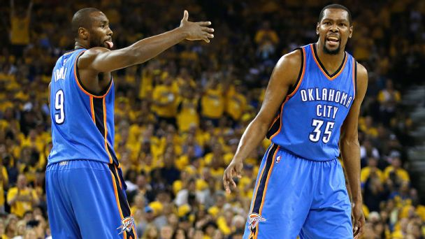 Does blockbuster Ibaka trade make OKC the best team in the West?