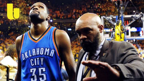 The Undefeated: Did Kevin Durant play his last game for the Thunder?