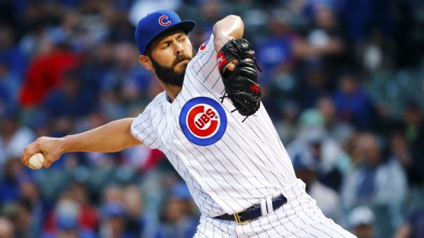 Watch live: Cubs looking for 24th straight win with Arrieta on mound