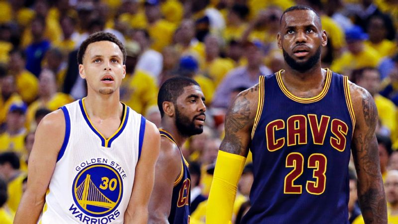 2017 NBA Finals - Expert predictions for Golden State Warriors-Cleveland Cavaliers Finals ...