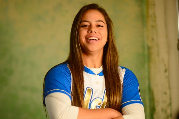 Mysha Sataraka hit a grand slam in what turned out to be her final game at UCLA.