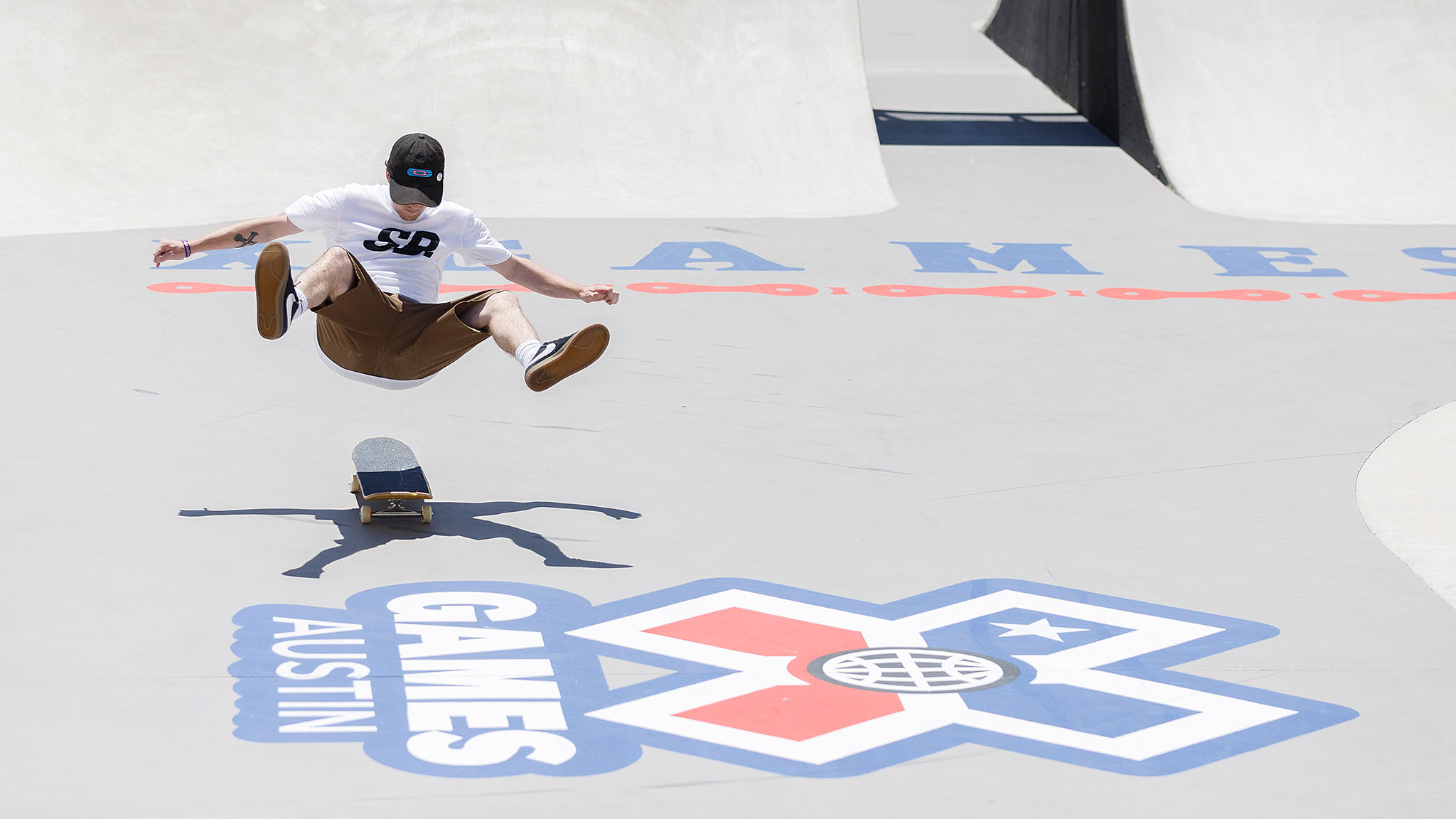 Men's Skateboard Park final ~ Ben Raybourn