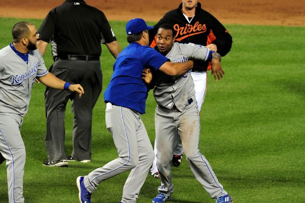 Yordano Ventura Stats, News, Pictures, Bio, Videos ...