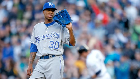 For Royals' Ventura, it's all about controlling his emotion