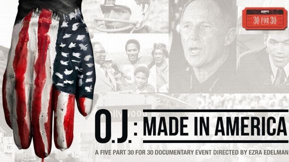 The director of quotoj made in americaquot talks about the for O j simpson documentary 2016