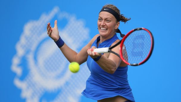 Follow live: Kvitova kicks off another day at the US Open