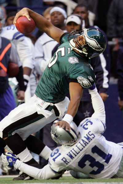 terrell owens suspension arbitration essay Terrell owens groused last week that the philadelphia eagles didn't make  enough of a fuss about himthe eagles responded saturday by.