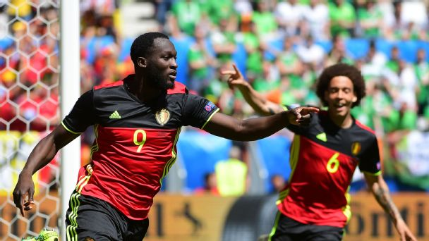 Watch live: Belgium takes command with two quick goals
