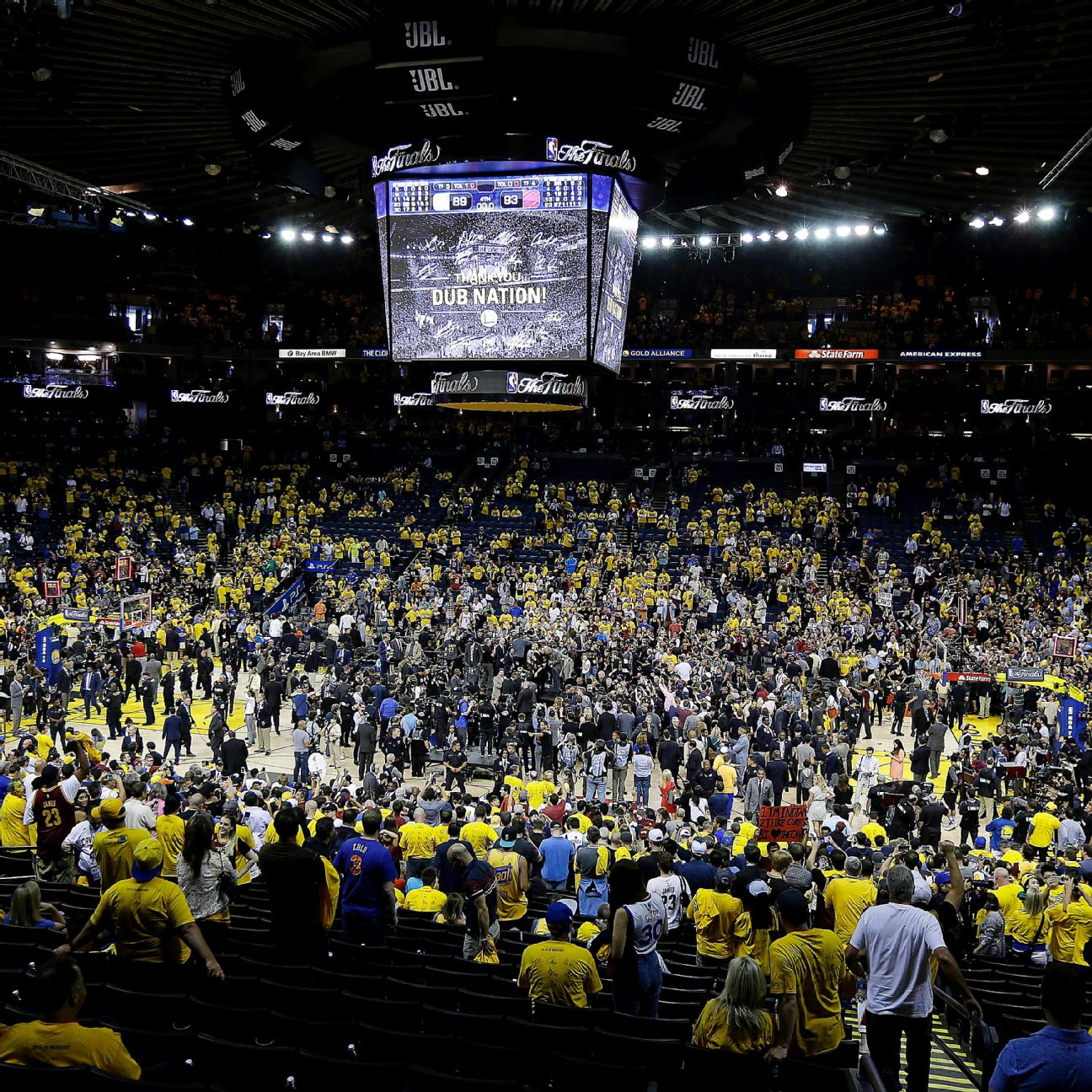 Golden State Warriors Raising Ticket Prices Again