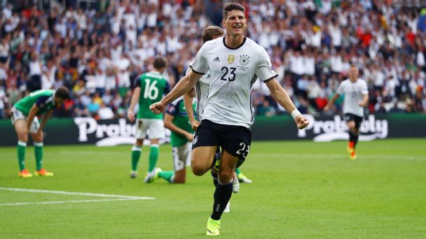 Watch live: Germany builds two-goal lead